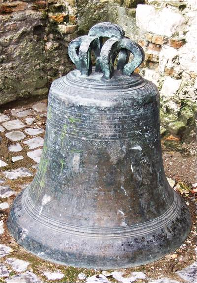 Old French Bell